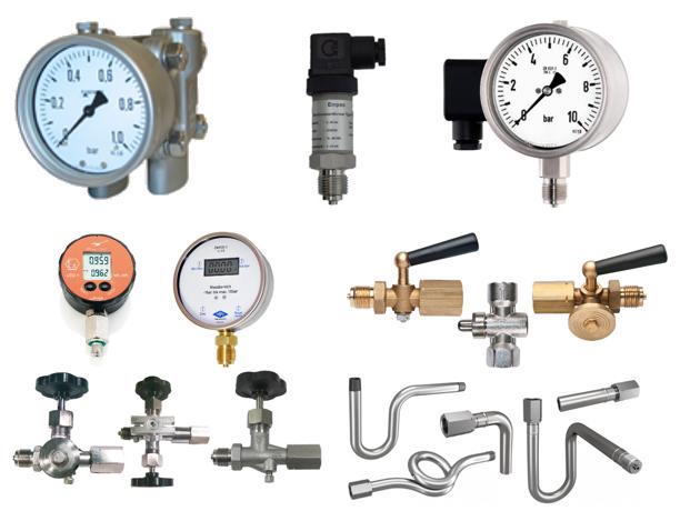 manometre termometre accesorii