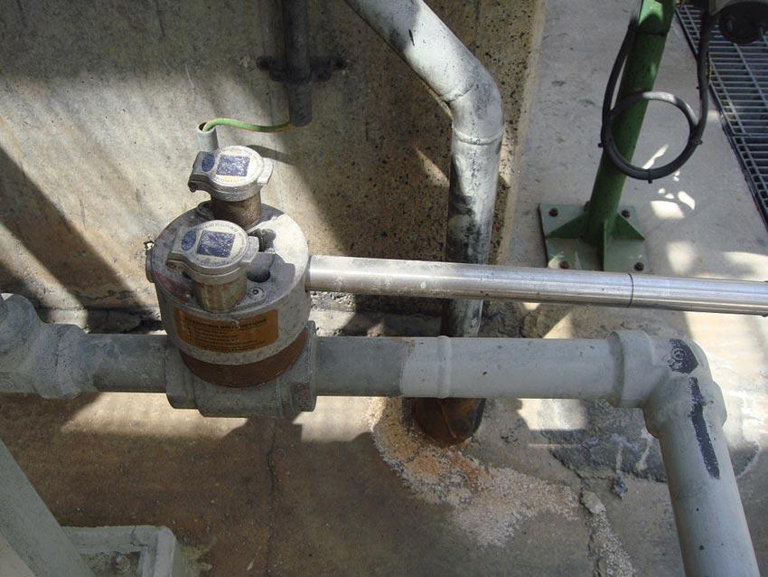 Actionare de la distanta robinete industriale